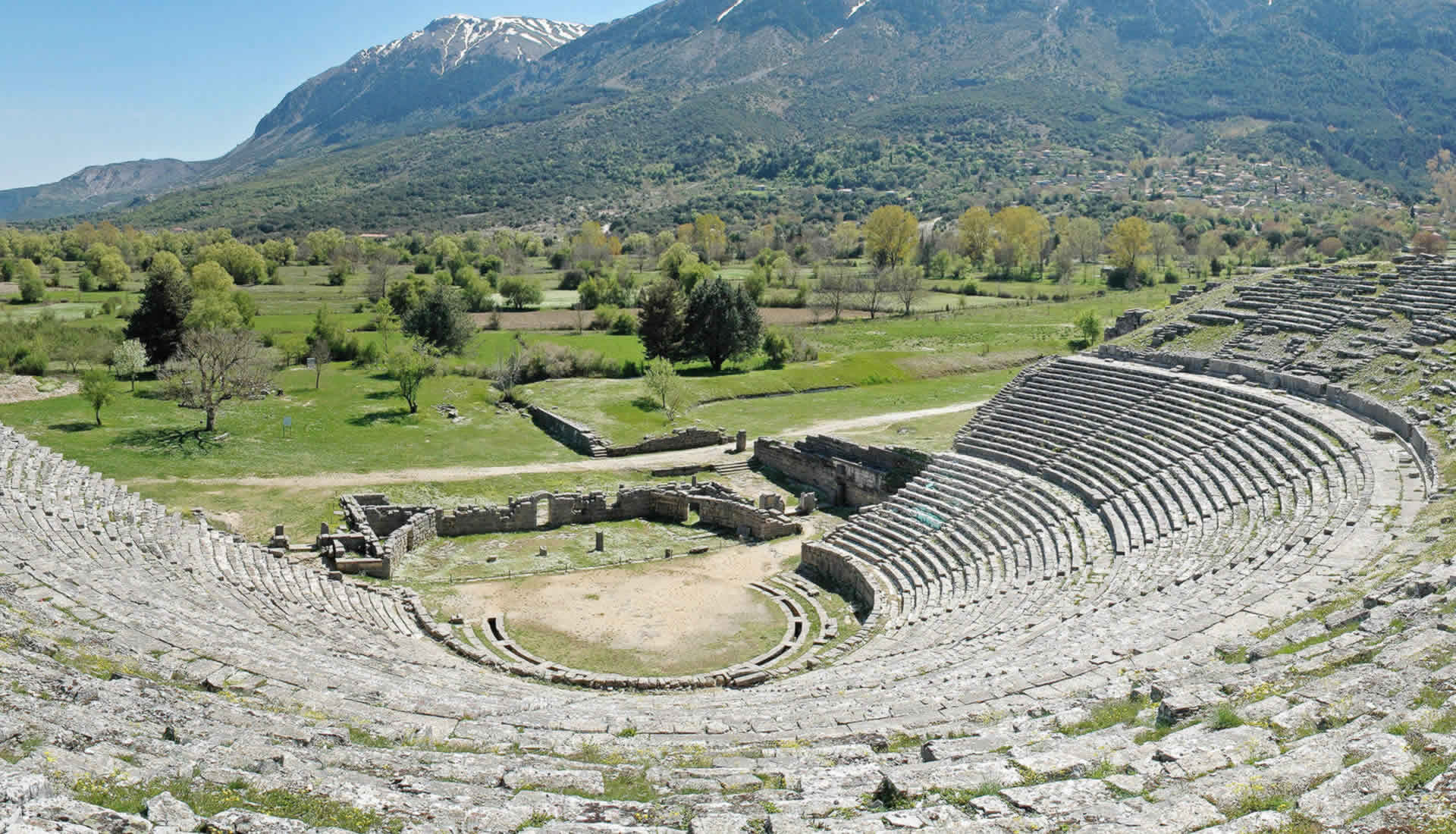 ANCIENT THEATER OF DODONI