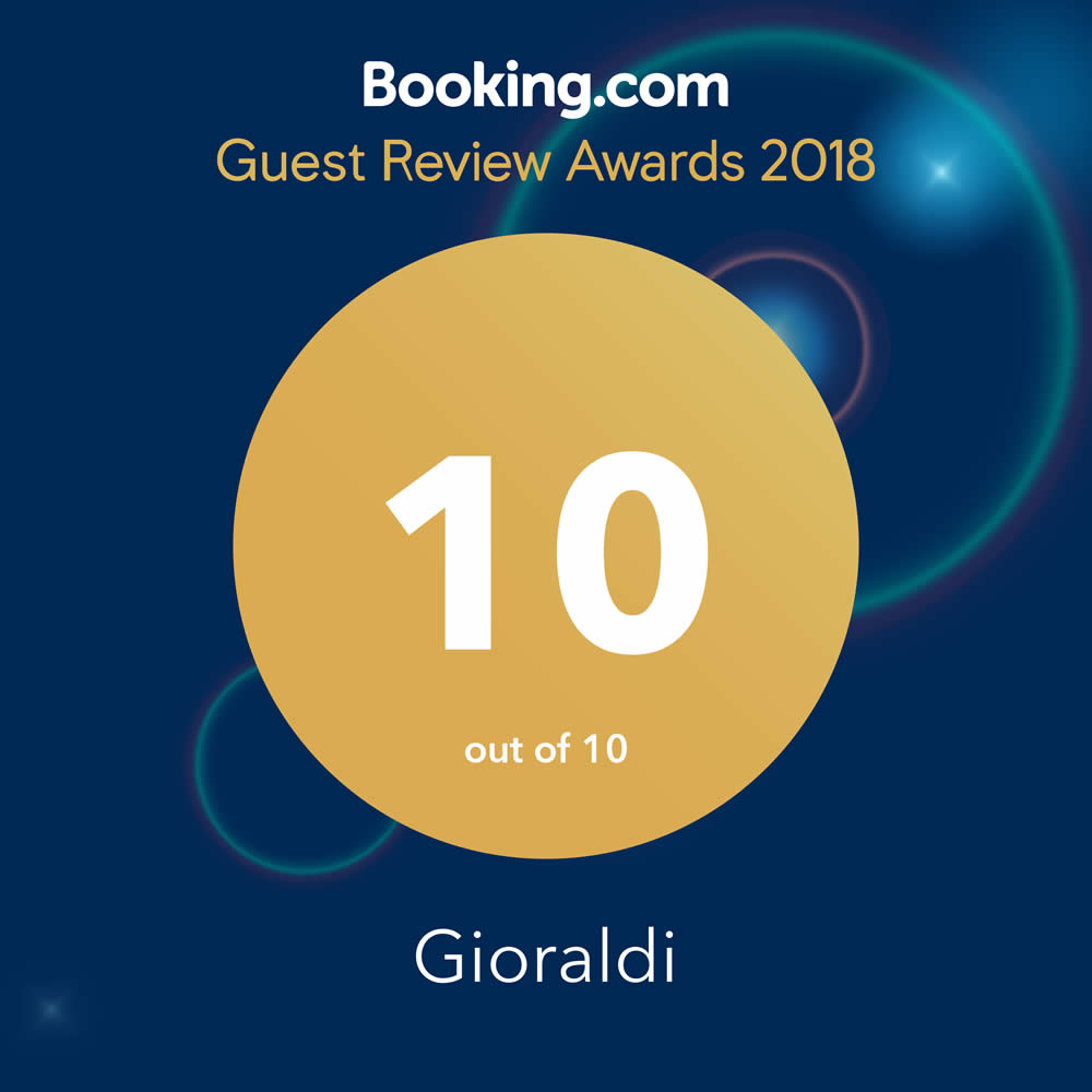 Guest review awards 2018 από τη booking.com